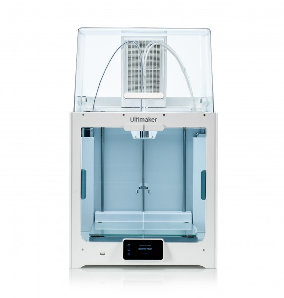 Ultimaker S5 inklusiv Air Manager - Bundle A