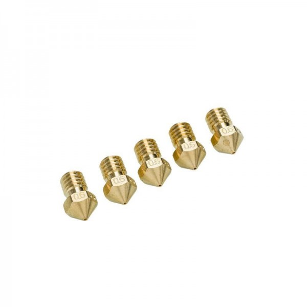 Ultimaker 2+ Nozzle Pack 5x0.60mm