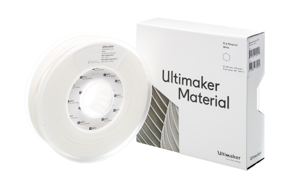 Ultimaker PLA weiß