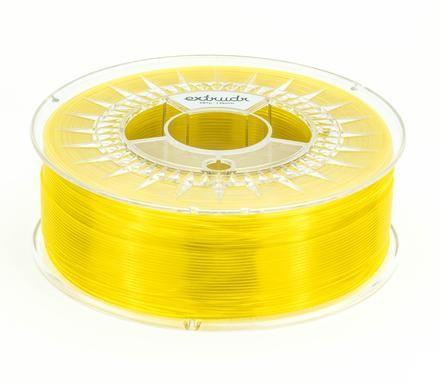 PETG transparent-gelb Filament